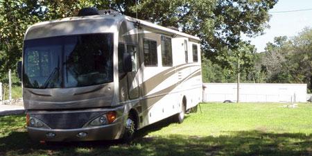 RV Storage Cleveland Georgia